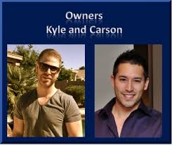 Co-founders of Wealthy Affiliate, Kyle Loudon and Carson Lim