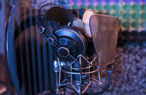Slicethepie- recording mike
