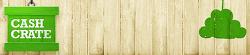 Cashcrate banner