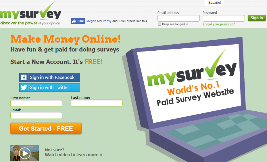 MySurvey Review