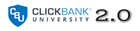 ClickBank University 2.0 Logo
