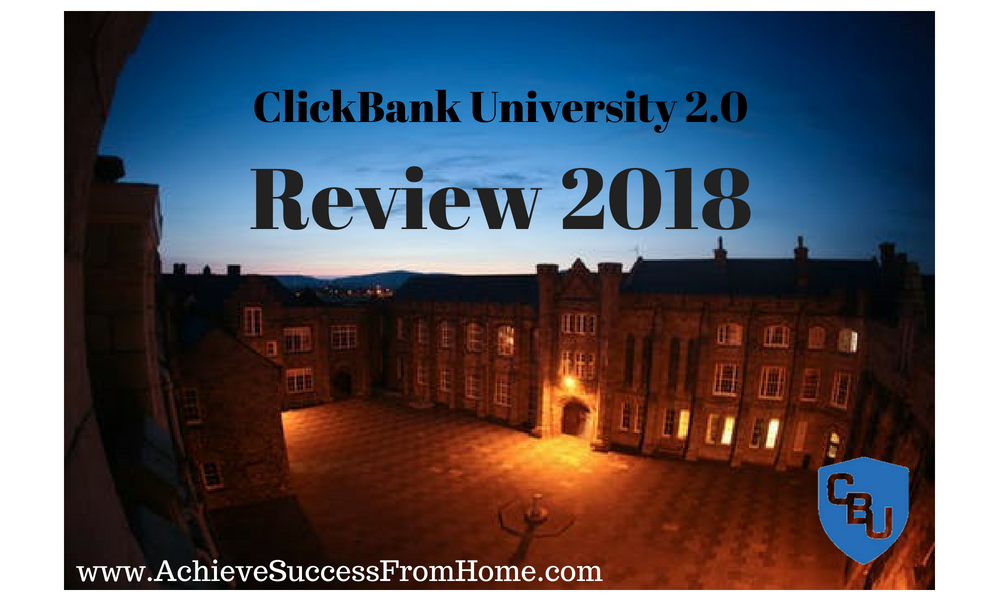 What is ClickBank University About