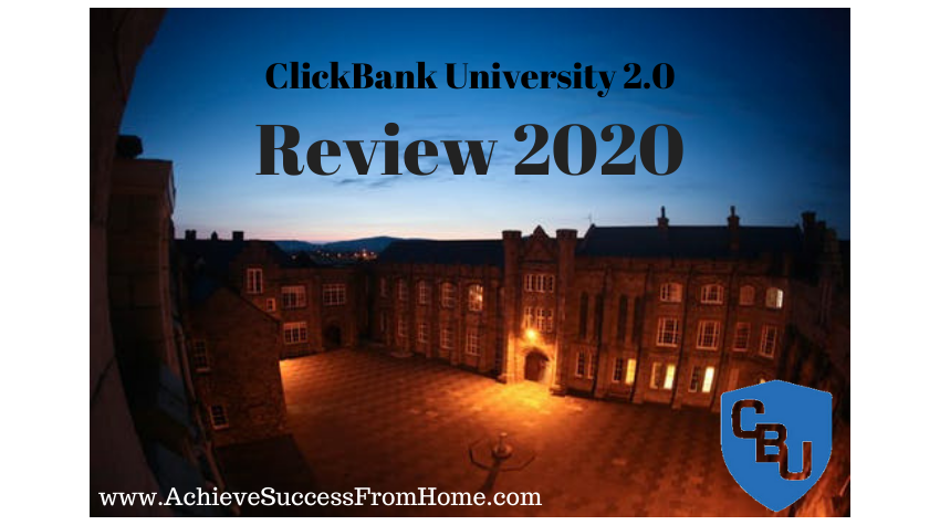 ClickBank University 2.0 Review - Clickbank training for affiliates and vendors