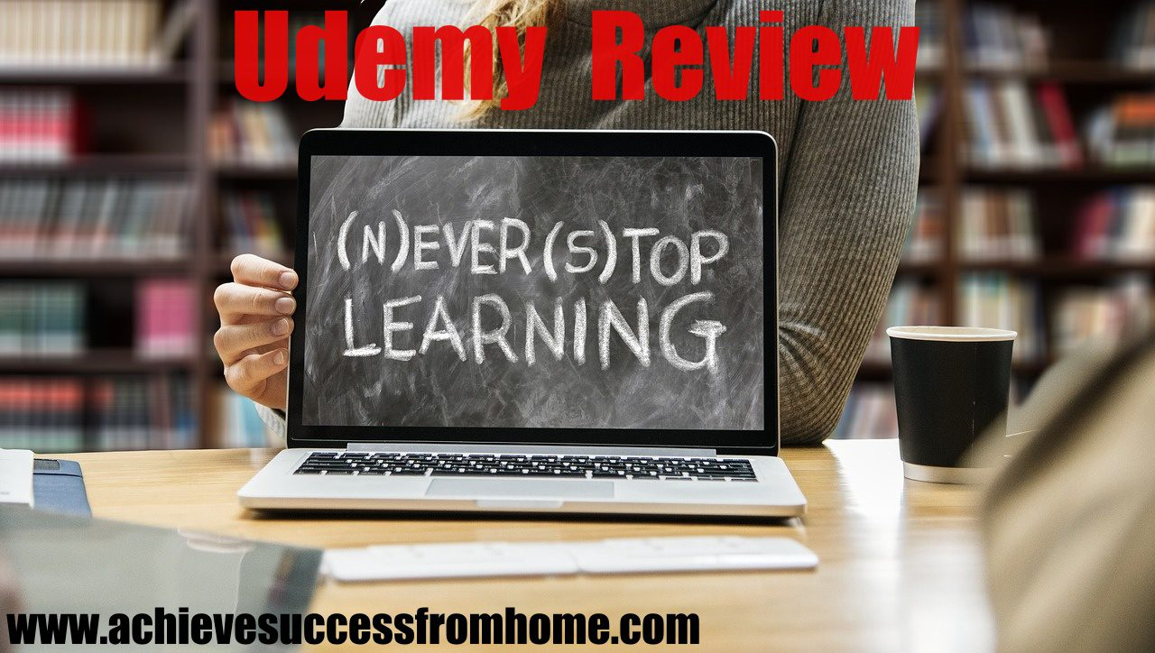 Udemy review - One of the best e-learning platforms