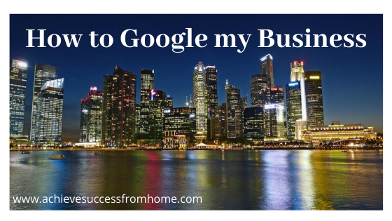 How to google my business - Searching for businesses whilst out and about