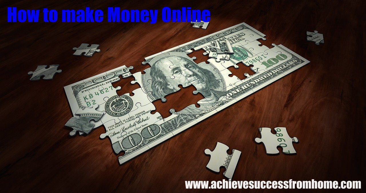 What is the best way to make money online - How to make money