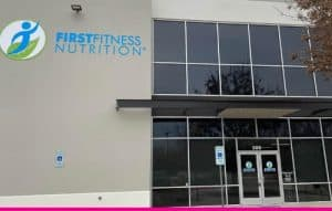 first fitness nutrition HQ