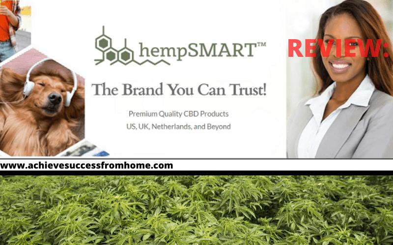 HempSMART Review - A SMART Business or NOT? You DECIDE!