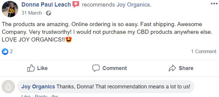Joy Organics Reviews - #4