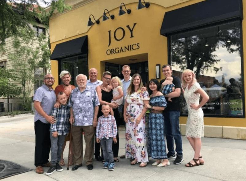 Joy Organics family