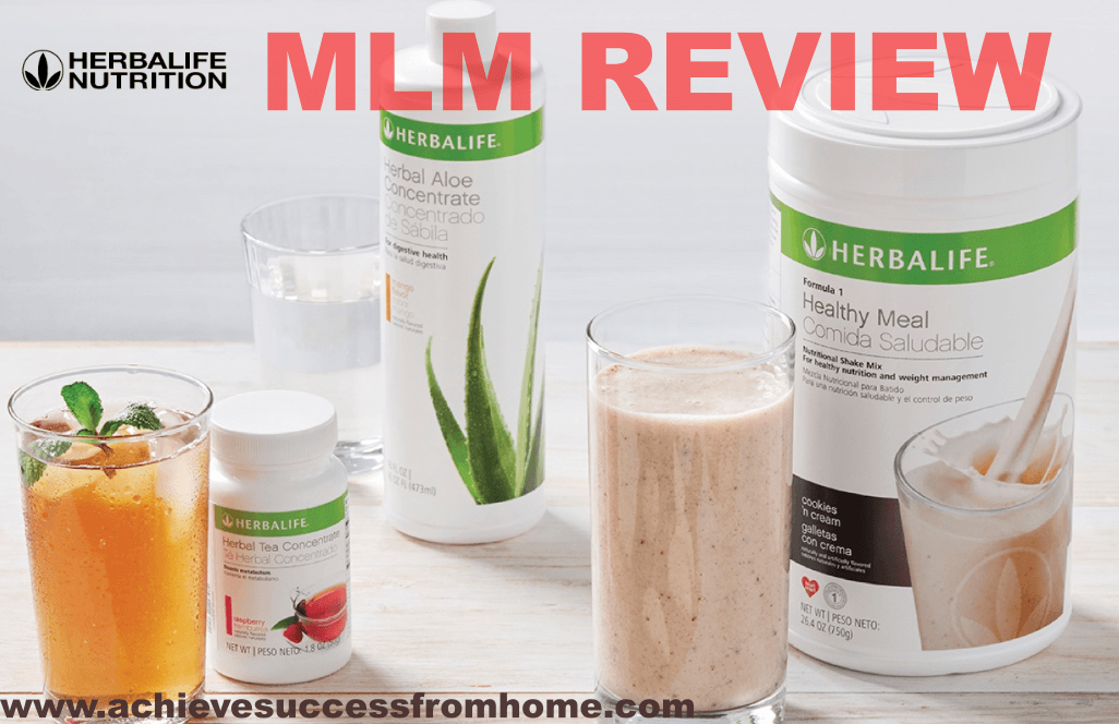 Herbalife nutrition MLM review