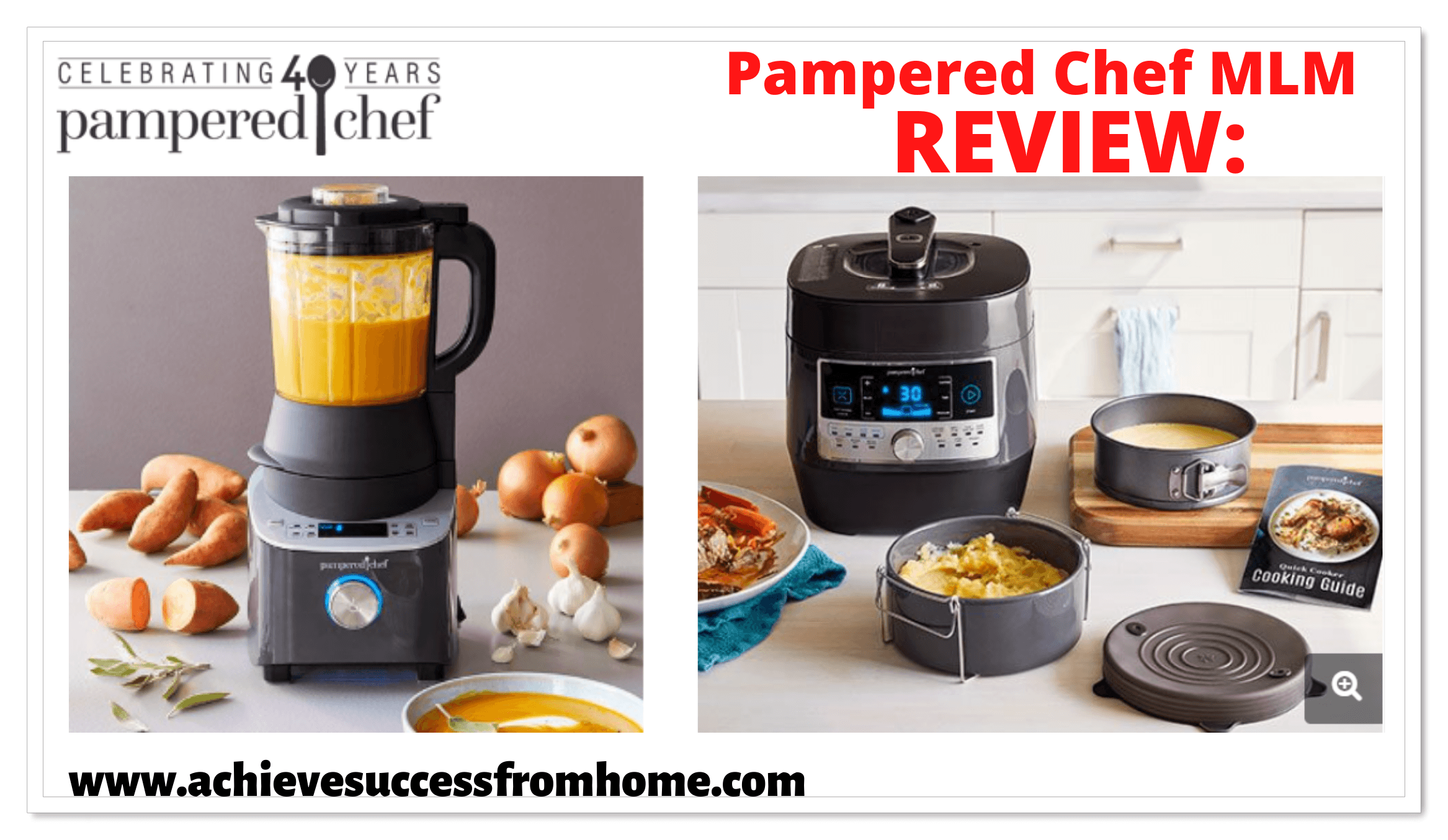 The Pampered Chef MLM Review - Does Warren Buffett actually make a difference?