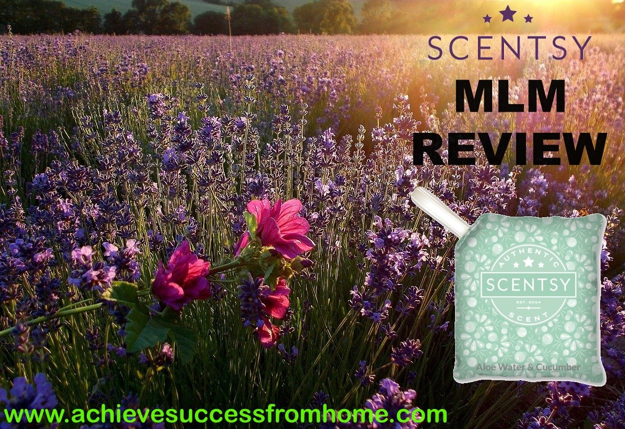The Scentsy MLM review