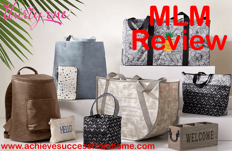 Thirty One Gifts MLM REVIEW: Is it a great business opportunity for Women?