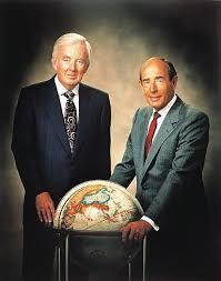 Amway Founders - Jay Van Andel and Rich Devos