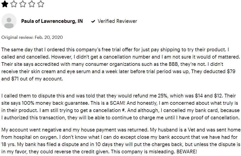 Nu skin reviews #3