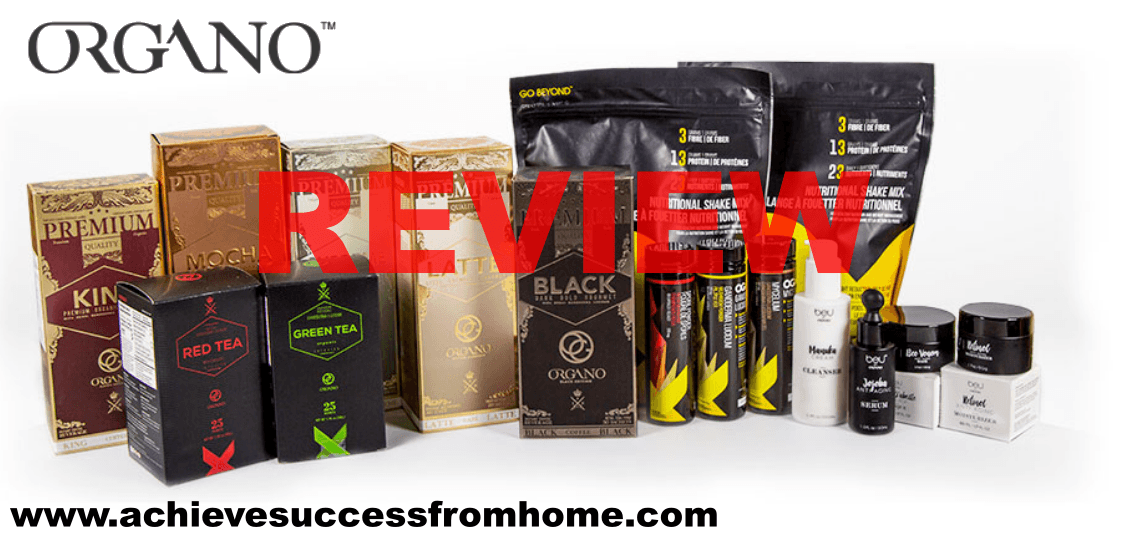 Organo Gold Coffee Review - Great Coffee or Great Coffee SCAM
