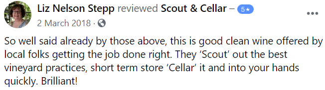 scout and cellars reviews #2