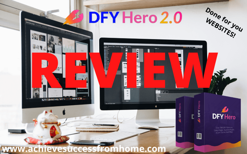 The DFY Hero 2.0 Review: NOT another COPY and PASTE, but does this one really work?
