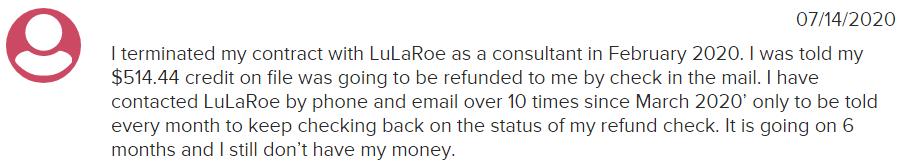 Lularoe reviews #1