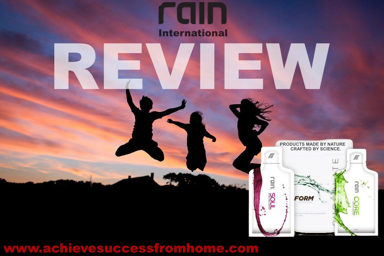 Rain International Review - Great MLM or a Big WASHOUT?