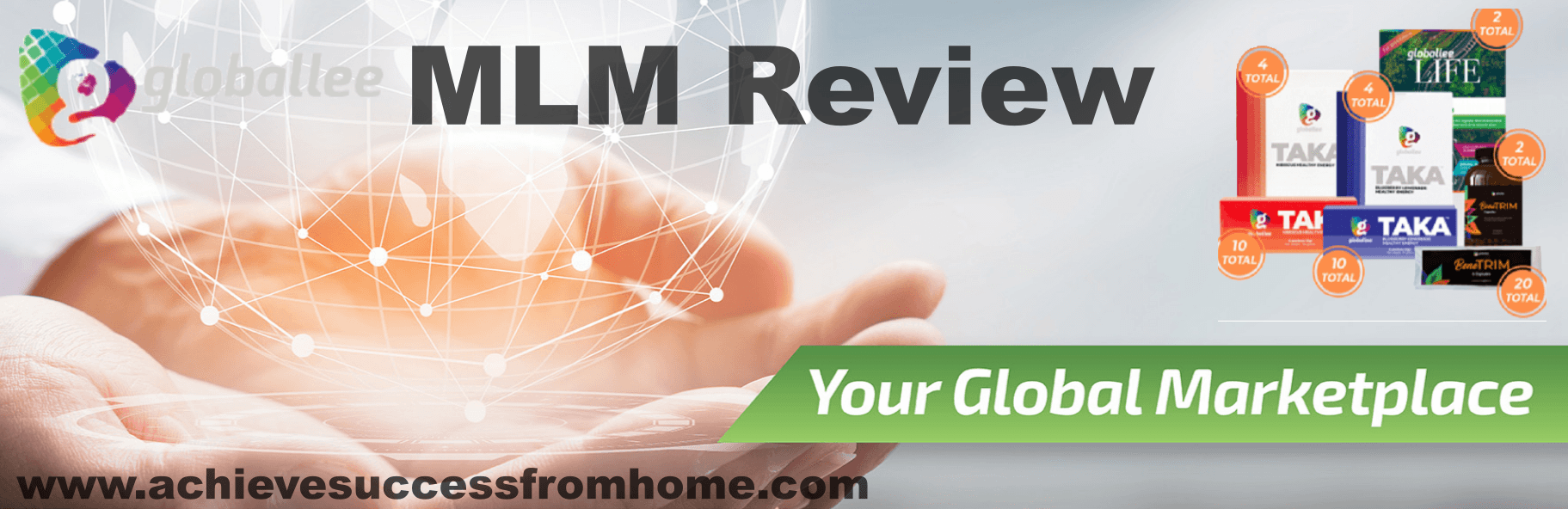 a Globallee MLM Review - OVERPRICED with No Scientific Evidence