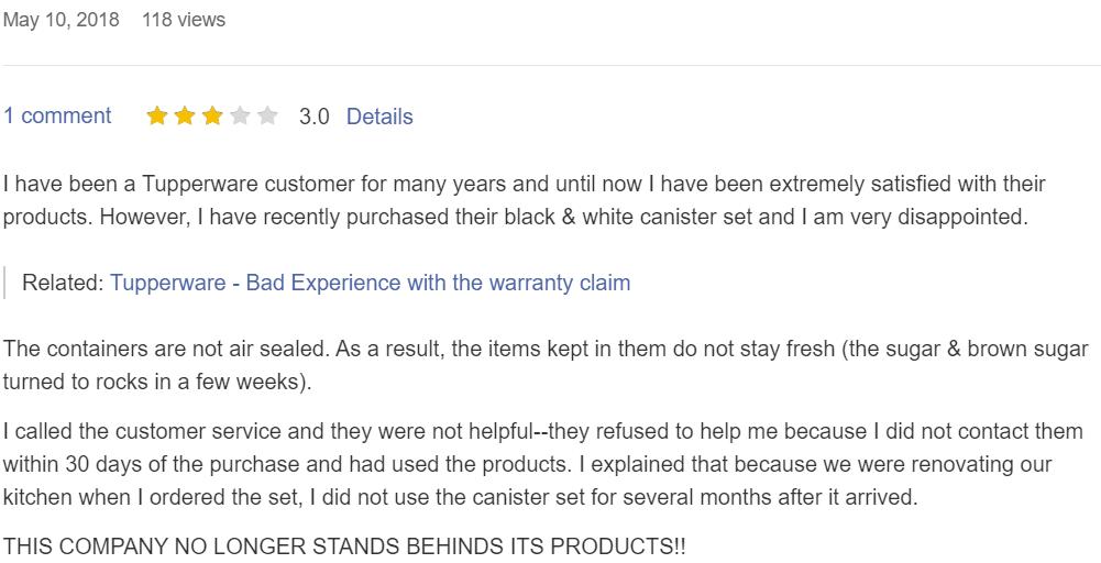 tupperware reviews #6