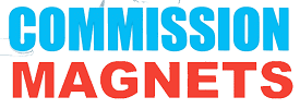 Commission Magnets Logo