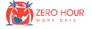 zero hours work days logo
