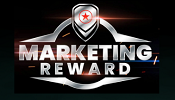 Marketing reward logo
