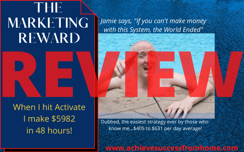 The Marketing Reward Review - The World is neither Flat or Round, it's Oval!