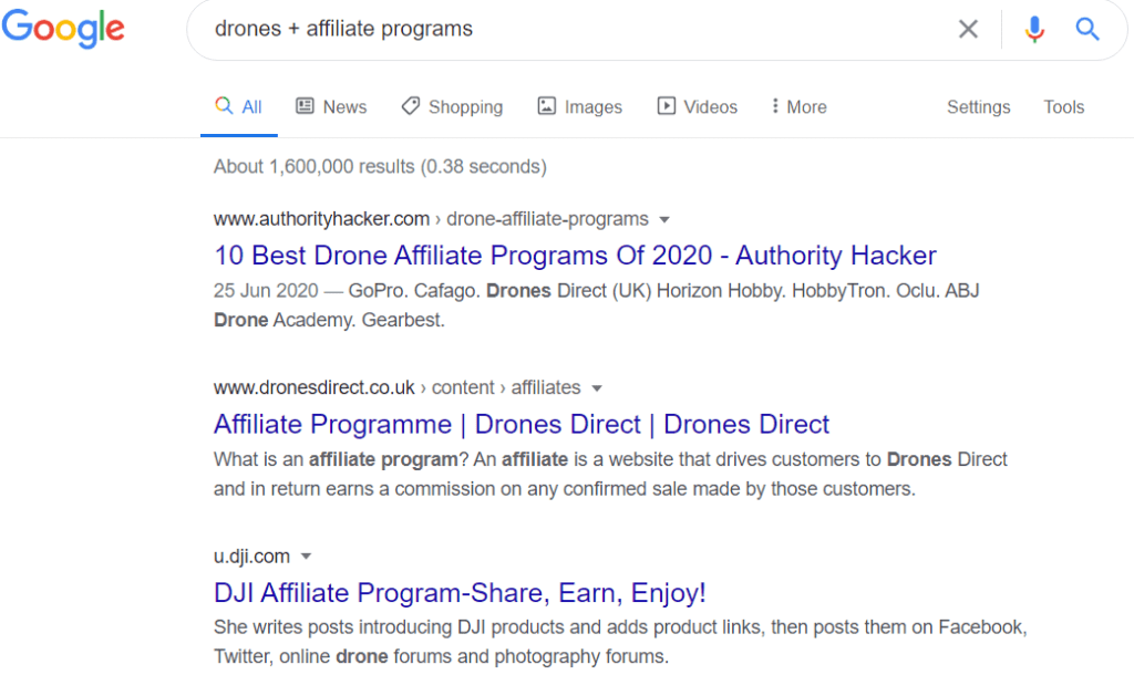 Wealthy Affiliate Black Friday Special review - drone affiliate programs