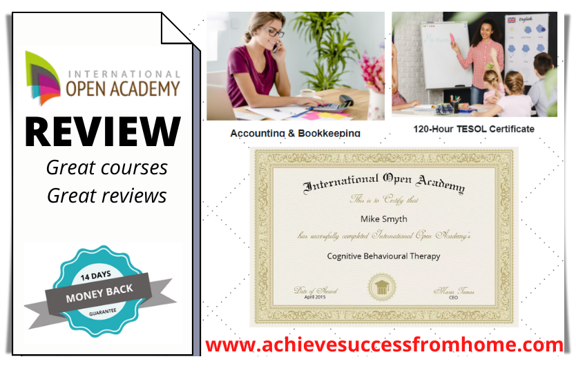 International Open Academy Review - Great eLearning Platform or NOT?