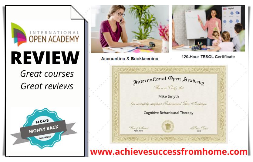 International open academy review