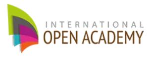 International open academy review - Logo