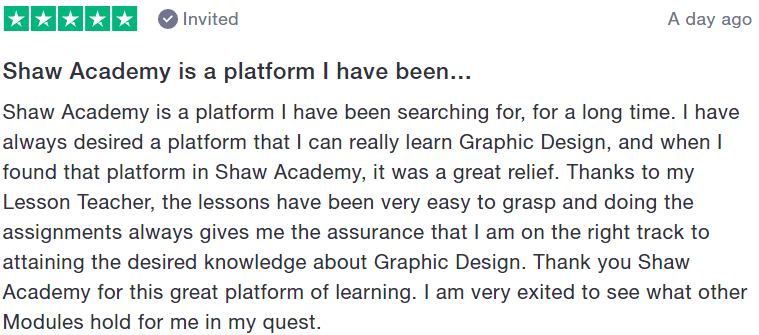 What is Shaw Academy About - Shaw Academy review #3