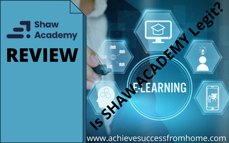 Shaw Academy Review - Really; 12 Million Students with only 79 courses?