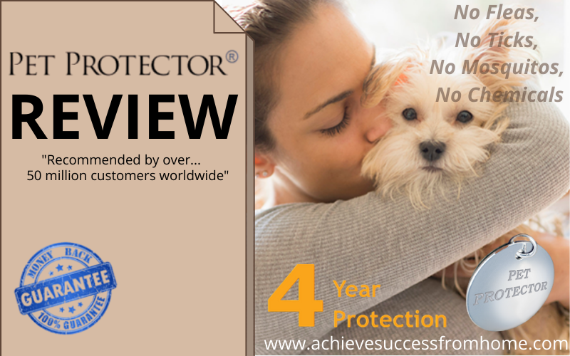 Is Pet Protector a Scam? A Non Chemical Solution for our Beloved Pets!
