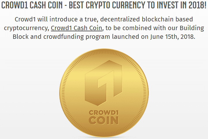 Crowd1 review - Crypto
