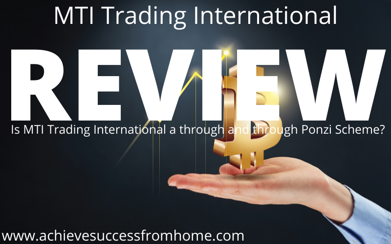 MTI Trading International Review - A Crypto Trading SCAM?