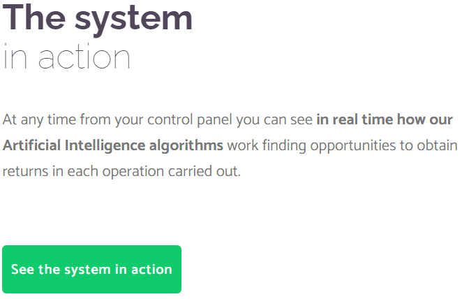 Mind Capital review - see the system in action