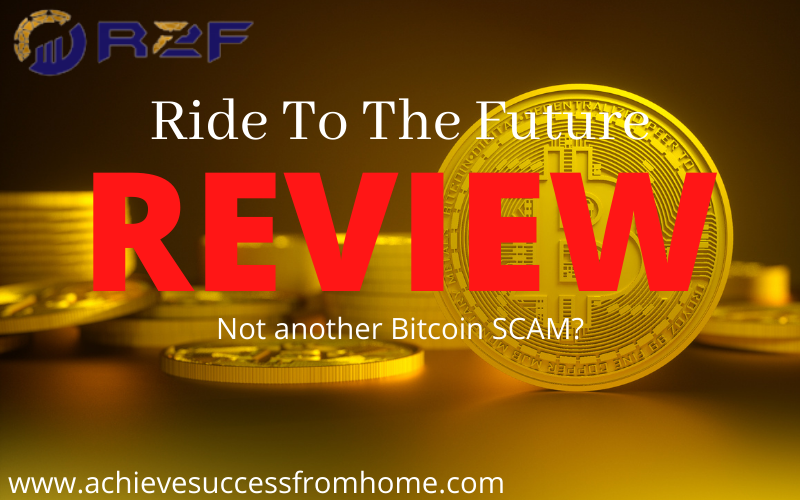 Ride to the Future Review - Not Another Bitcoin SCAM?