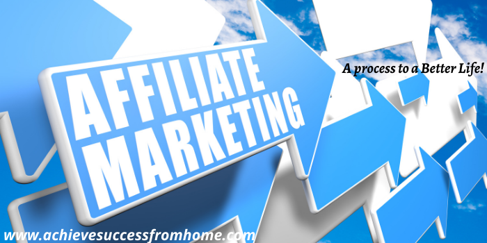 How online affiliate marketing works - A process to a better life