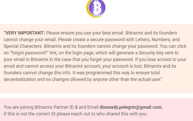 bitnamix review - Diosnedy Pelegrin