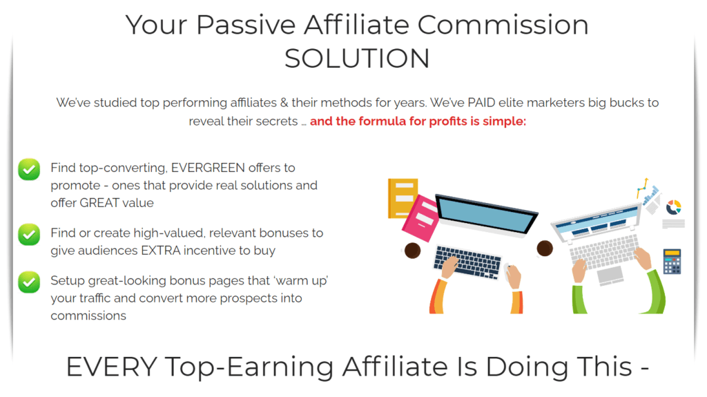 Commission shortcut review - Your passive affiliate solution