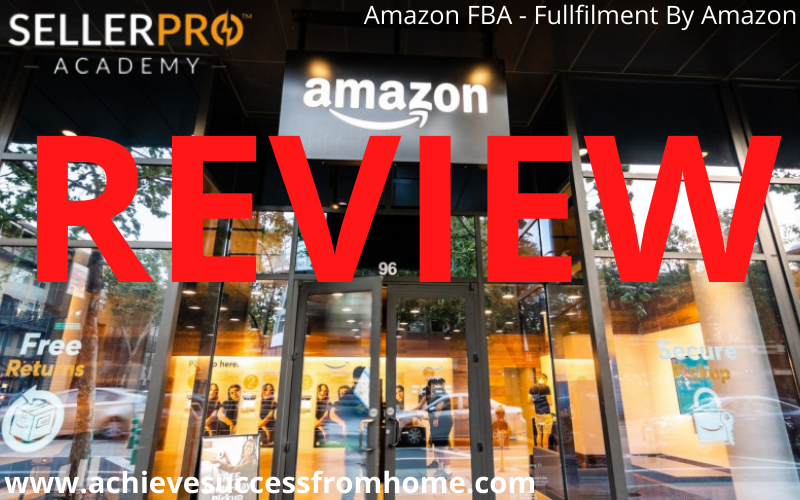 Seller Pro Academy Review - This Amazon FBA course might be legit but comes with an Hefty Price Tag!