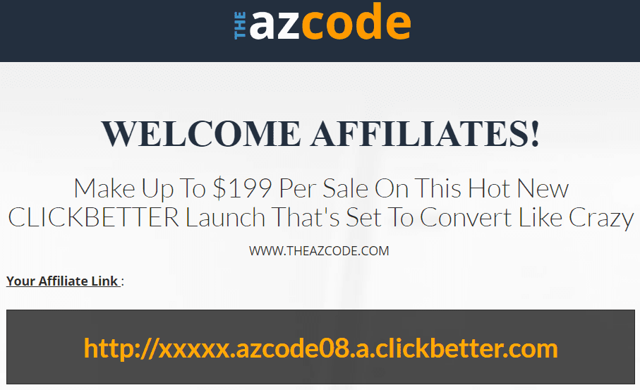 What is the az code review - Affiliate commissions