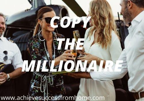 COPY THE MILLIONAIRE review - Copy the millionaire