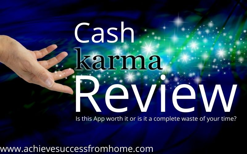 Cashkarma Review - A Reward App for Mobiles where you can earn a LITTLE CASH! However the reviews can't be TRUSTED!