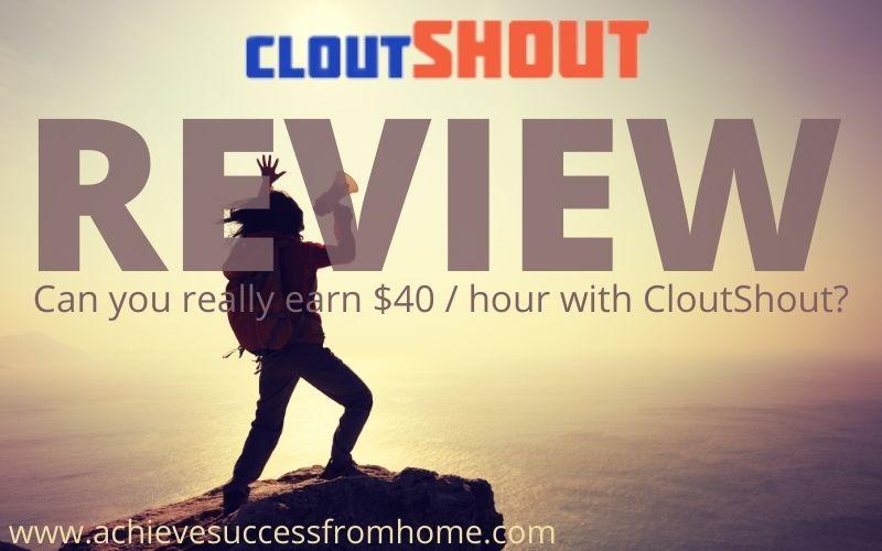 CloutShout Review
